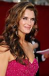 LOS ANGELES, CA. - September 21: Actress Brooke Shields arrives at the 60th Primetime Emmy Awards at the Nokia Theater on September 21, 2008 in Los Angeles, California.