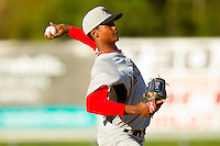 04.07.2012 - MiLB Hickory vs Kannapolis - Game One