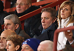 Ally McCoist casting his eye over Dunfermline ahead of Saturday's encounter at east end park