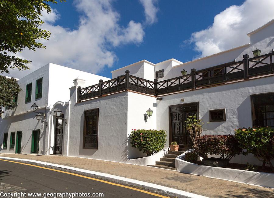 Historic house in Yaiza,, Lanzarote, Canary Islands, Spain