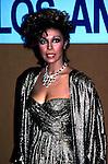 Diahann Carrolls in Los Angeles, California in 1985.