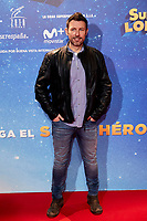 Inaki Urrutia attends to Super Lopez premiere at Capitol cinema in Madrid, Spain. November 21, 2018. (ALTERPHOTOS/A. Perez Meca) /NortePhoto NORTEPHOTOMEXICO
