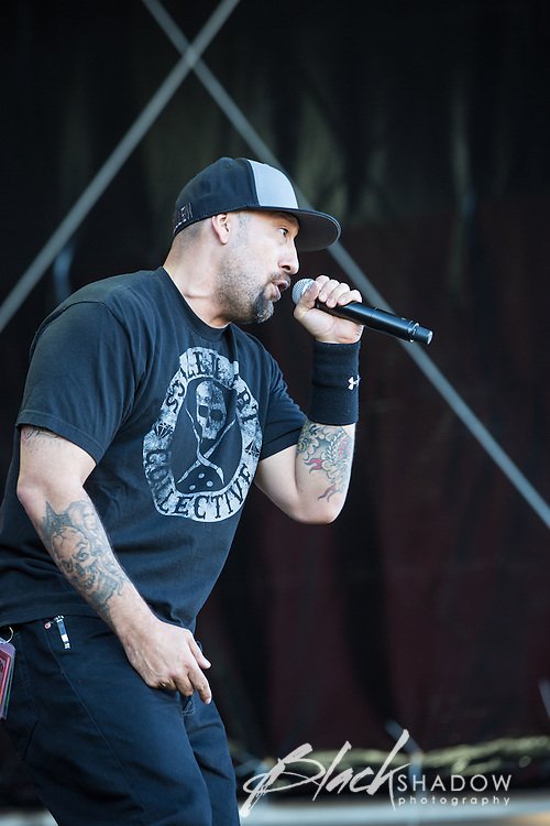 Cypress Hill performing at Soundwave Festival 2013, Flemington Racecouse, Melbourne, 1 March 2013