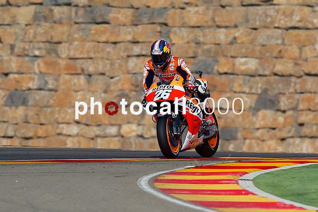 Gran Premio Movistar de Aragón<br /> during the moto world championship in Motorland Circuit, Aragón<br /> dani pedrosa<br /> PHOTOCALL3000