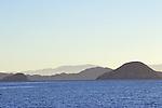 Islands in the Gulf of California, Bahia de los Angeles, Baja California, Mexico