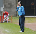03/05/2008   Copyright Pic: James Stewart.File Name : sct_jspa18_airdrie_v_raith.KENNY BLACK GETS HIS INSTRUCTIONS OVER TO THE PLAYERS.James Stewart Photo Agency 19 Carronlea Drive, Falkirk. FK2 8DN      Vat Reg No. 607 6932 25.Studio      : +44 (0)1324 611191 .Mobile      : +44 (0)7721 416997.E-mail  :  jim@jspa.co.uk.If you require further information then contact Jim Stewart on any of the numbers above........