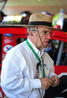 Apr 10, 2008; Avondale, AZ, USA; NASCAR Sprint Cup Series team owner Jack Roush during practice for the Subway Fresh Fit 500 at Phoenix International Raceway. Mandatory Credit: Mark J. Rebilas-