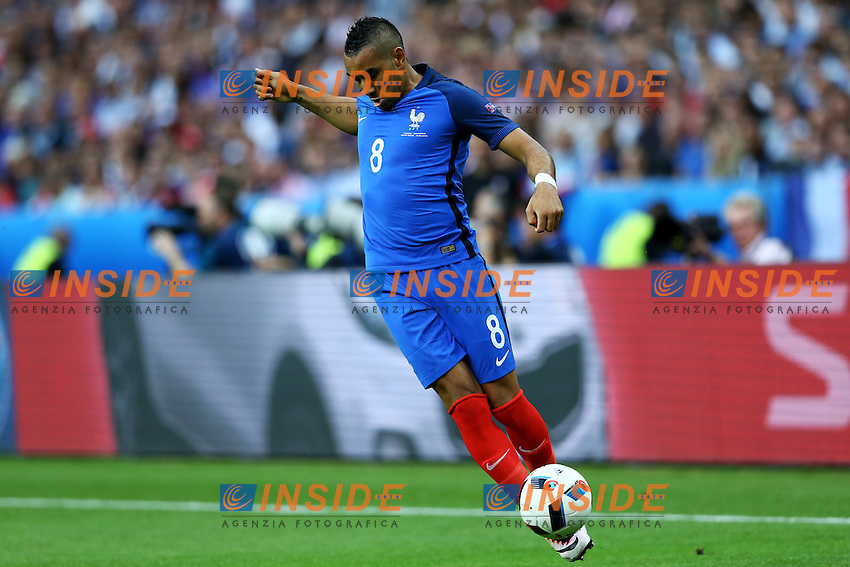 Dimitri Payet France <br /> Paris 10-06-2016 Stade de France football Euro2016 France - Romania  / Francia - Romania Group Stage Group A. Foto Matteo Ciambelli / Insidefoto