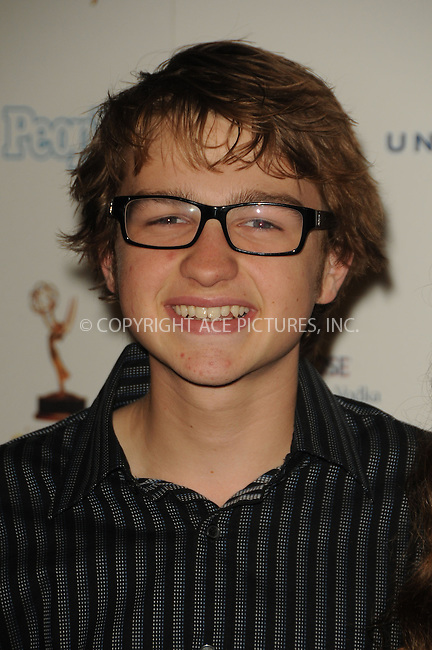 WWW.ACEPIXS.COM . . . . .  ....September 16 2011, LA....Angus T. Jones arriving at the 63rd Annual Emmy Awards Performers Nominee Reception held at Pacific Design Center on September 16, 2011 in West Hollywood, California. ....Please byline: PETER WEST - ACE PICTURES.... *** ***..Ace Pictures, Inc:  ..Philip Vaughan (212) 243-8787 or (646) 679 0430..e-mail: info@acepixs.com..web: http://www.acepixs.com