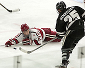Viktor Dombrovskiy (Harvard - 27), Robbie Hennessey (PC - 25) - The Harvard University Crimson defeated the Providence College Friars 3-0 in their NCAA East regional semi-final on Friday, March 24, 2017, at Dunkin' Donuts Center in Providence, Rhode Island.