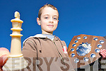 Ronan Magee under 12 All-Ireland Chess Champion   Copyright Kerry's Eye 2008