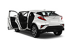 Car images of 2018 Toyota C-HR XLE-Premium 5 Door SUV Doors