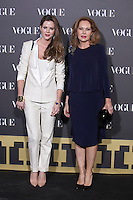 Ana Rodriguez (R) attends 2014 Vogue Jewelry Awards in Madrid, Spain. November 18, 2014. (ALTERPHOTOS/Victor Blanco) /NortePhoto<br /> NortePhoto.com