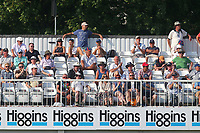 Spectators look on during Essex CCC vs Somerset CCC, Specsavers County Championship Division 1 Cricket at The Cloudfm County Ground on 28th August 2017