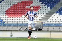 VOETBAL: HEERENVEEN: Abe Lenstra Stadion, 01-07-2013, Fotopersdag SC Heerenveen, Eredivisie seizoen 2013/2014, Ramon Zomer, © Martin de Jong