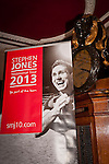 Stephen Jones Testimonial Lunch.Cardiff Coal Exchange.16.03.13.©Steve Pope