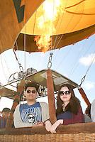 20130213 February 13 Hot Air Balloon Cairns