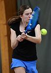 2018-02-15 / Tennis / Seizoen 2018 / Zevenbergen / Vicky Van de Peer<br /> <br /> ,Foto: Mpics.be