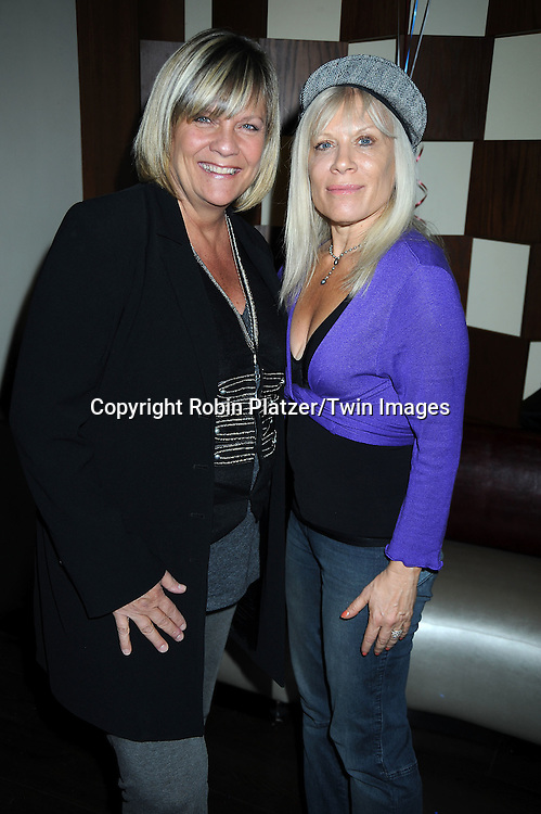 Kim Zimmer and Ilene Kristen attending the 7th Annual Daytime Stars and Strikes Bowling Event on October 10, 2010 at Leisure Time Bowling Facility in New York City. The event benefited The American Cancer Society.