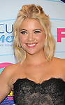 UNIVERSAL CITY, CA - JULY 22: Ashley Benson poses in the press room at the 2012 Teen Choice Awards at Gibson Amphitheatre on July 22, 2012 in Universal City, California.