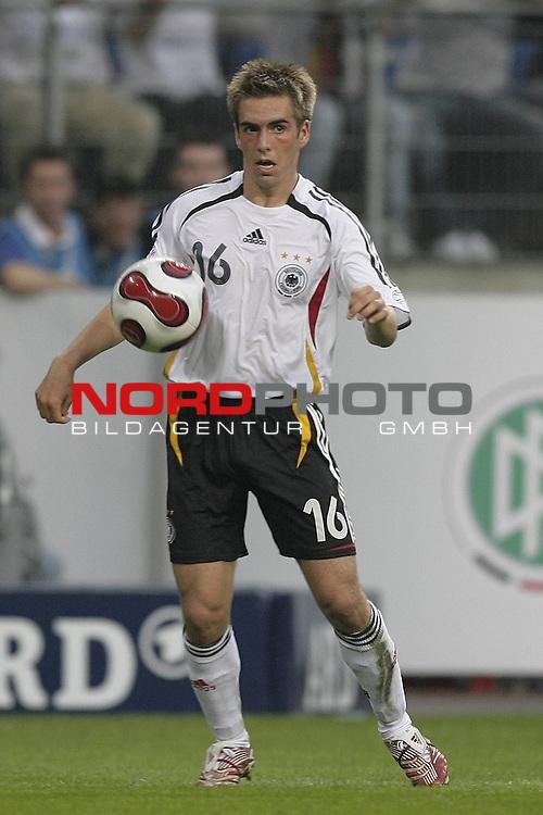 Qualifikation  EM 2007 Gruppe: D<br /> <br /> Deutschland (GER) - Slowakei ( SVK ) 2:1<br /> <br /> Philipp Lahm<br />  <br /> Foto &copy; nordphoto <br /> <br /> <br /> <br />  *** Local Caption ***