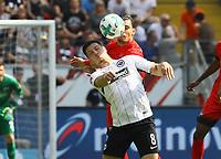 Luka Jovic (Eintracht Frankfurt) - 21.04.2018: Eintracht Frankfurt vs. Hertha BSC Berlin, Commerzbank Arena