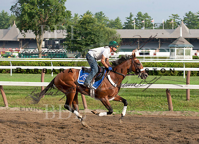 Saratoga Race Course 8-4-11