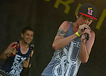 Grieves & Budo @ Vans Warped Tour, First Midwest Bank Ampitheatre, Tinley Park IL 7/9/11