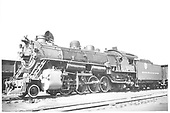 D&amp;RGW #1207 in Denver.<br /> D&amp;RGW  Denver, CO  6/7/1938