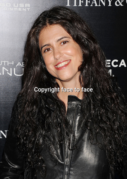 HOLLYWOOD, CA- DECEMBER 04: Director Francesca Gregorini arrives at the 'The Truth About Emanuel' - Los Angeles Premiere - Arrivals at ArcLight Hollywood on December 4, 2013 in Hollywood, California.<br /> Credit: Mayer/face to face<br /> - No Rights for USA, Canada and France -