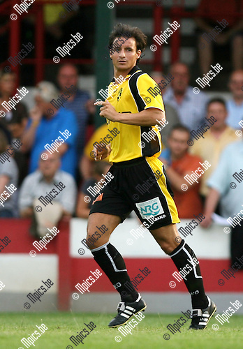2008-07-26 / Voetbal / Archief 2008-2009 / K. Lierse S.K. / Lorenzo Rimkus..Foto: Maarten Straetemans (SMB)