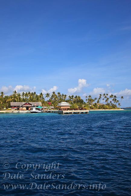 Wakatobia Dive Resort, Southeast Sulawesi, Indonesia.