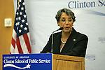 Clinton School: Wenda Moore