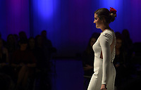 NWA Democrat-Gazette/ANDY SHUPE<br />Models from Couture Bridal in Springdale walk the runway Thursday, Nov. 9, 2017, during NWA Fashion Week at Drake Field in Fayetteville. NWA Fashion Week support Arkansas Fashion Week, a non-profit organization that supports fashion careers in Arkansas.