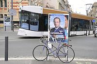 - Marsiglia, campagna elettorale del candidato socialista Fran&ccedil;ois Hollande per le elezioni presidenziali del 2012<br /> <br /> - Marseille, electoral campaign of Fran&ccedil;ois Hollande, socialist candidate for the presidential election of 2012