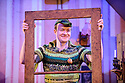 Mischief Theatre Company presents PETER PAN GOES WRONG, at the Apollo Theatre. Co-written by Henry Lewis, Jonathan Sayer & Henry Shields, directed by Adam Meggido. Picture shows: Greg Tannahill (Peter Pan)