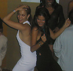 Jennifer Lopez, Angie Harmon dancing<br />