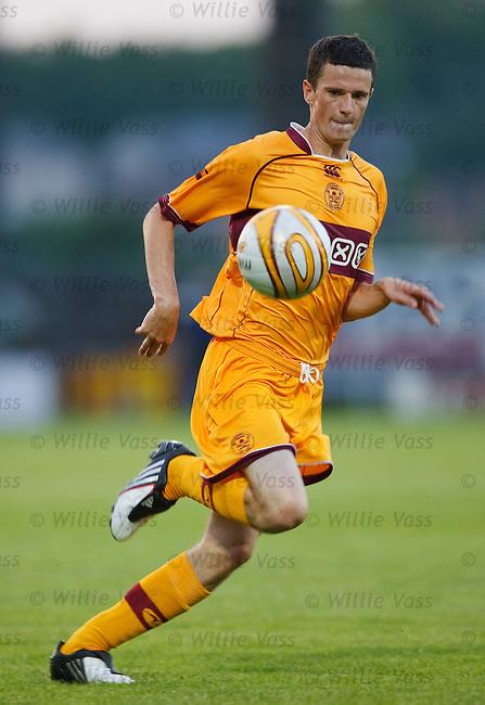 Jamie Murphy, Motherwell