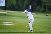 Sung Hyun Park (KOR) chips on to 11 during the round 2 of the KPMG Women's PGA Championship, Hazeltine National, Chaska, Minnesota, USA. 6/21/2019.<br /> Picture: Golffile | Ken Murray<br /> <br /> <br /> All photo usage must carry mandatory copyright credit (© Golffile | Ken Murray)