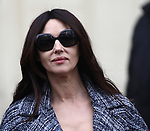 Monica Bellucci at Coco Channel Fashion Show Women Fall Winter 19-2020  as part of the Paris Fashion Week in Paris, France on March the 05 of 2019. The last show of the creations of Karl Lagerfeld