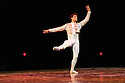 """Sadler's Wells presents """"Carlos Acosta: The Classical Farewell"""", at the Royal Albert Hall. Picture shows: Carlos Acosta in Don Quixote, choreographed by Marius  Petipa and Carlos Acosta."""