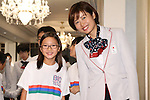 Yukako Hata (JPN),<br /> AUGUST 2, 2016 :<br /> Japan National Team Send-off Party<br /> for Rio Paralympic Games<br /> in Tokyo, Japan. (Photo by Shingo Ito/AFLO)
