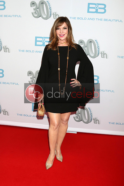 "Bobbie Eakes<br /> at the ""The Bold and The Beautiful"" 30th Anniversary Party, Clifton's Downtown, Los Angeles, CA 03-18-17<br /> David Edwards/DailyCeleb.com 818-249-4998"