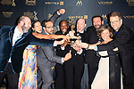 LOS ANGELES - APR 29: Winner, Sesame Street at The 43rd Daytime Creative Arts Emmy Awards, Westin Bonaventure Hotel on April 29, 2016 in Los Angeles, CA