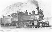 RGS 2-8-0 #41 switching in Durango yards.<br /> RGS  Durango, CO  Taken by Kindig, Richard H. - 7/3/1937