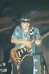 Stevie Ray Vaughn - Performing live in NYC - 05/09/1983 Stevie Ray Vaughan