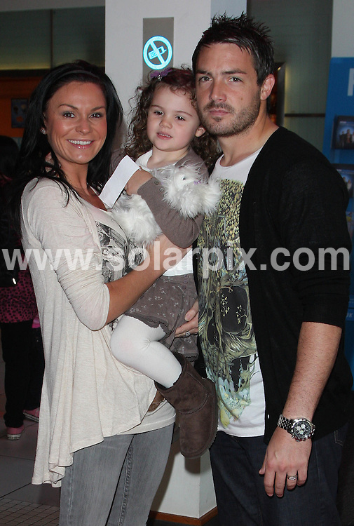 **ALL ROUND PICTURES FROM SOLARPIX.COM**.**WORLDWIDE SYNDICATION RIGHTS**.The DVD Premiere of Barbie And The Three Musketeers at the Odeon Cinema in Leicester Square, London...This pic:Lucy Pargeter..JOB REF: 10026      LNJ     DATE:27.09.09.**MUST CREDIT SOLARPIX.COM OR DOUBLE FEE WILL BE CHARGED**.**MUST NOTIFY SOLARPIX OF ONLINE USAGE**.**CALL US ON: +34 952 811 768 or LOW RATE FROM UK 0844 617 7637**