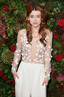 Rosie Day<br /> arriving for the 2018 Evening Standard Theatre Awards at the Theatre Royal Drury Lane, London<br /> <br /> ©Ash Knotek  D3460  18/11/2018