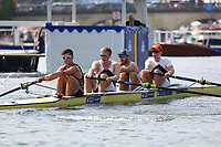 THE VISITORS' CHALLENGE CUP<br /> Molesey B.C. & Thames R.C. (187)<br /> Eton Vikings Club (183)<br /> <br /> Henley Royal Regatta 2018 - Thursday<br /> <br /> To purchase this photo, or to see pricing information for Prints and Downloads, click the blue 'Add to Cart' button at the top-right of the page.