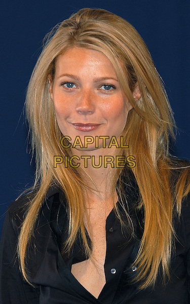 "GWYNETH PALTROW.""Possession"".Deauville Film Festival.www.capitalpictures.com.sales@capitalpictures.com.©Capital Pictures..hair extensions"
